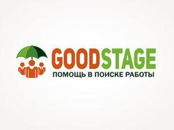 Логотип кадрового агенства