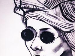 портрет на заказ,живопись,иллюстрация,дизайн