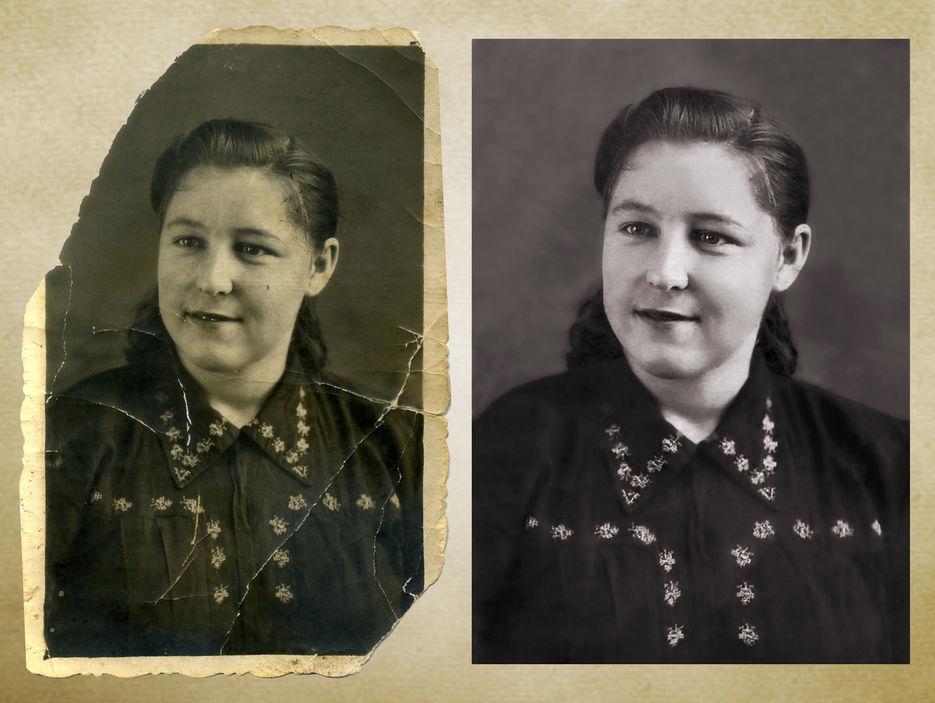 восстановление старых фото в рязани число