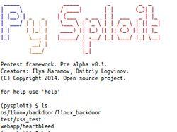 ИБ Фраемворк на Python 3