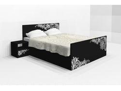 Проект мебели для спальни