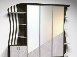 Проект мебели для прихожей