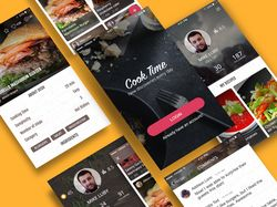 CookTime - CookingApp
