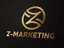 Логотип для компании Z-MARKETING