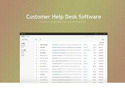 Help Desk - ситсема поддержки клиентов