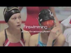 Рекламный ролик - Finswimming in Kazan
