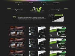 WebeArt redesign