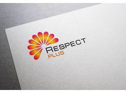 """Логотип """"Respect plus"""""""