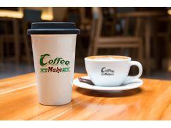 Coffee Make Russian Brand