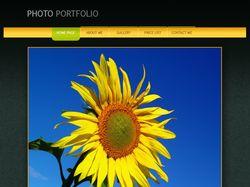 Photo Portfolio Design