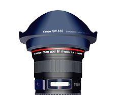 Векторный Canon EOS 350D