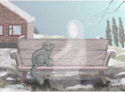 Иллюстрация к детскому рассказу