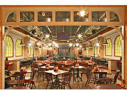 Фотосъемка интерьеров бара-ресторана