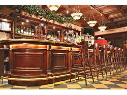 Фотосъемка интерьеров бара-рестора (барной стойки)