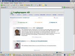 Logikgruppen AB Homepage