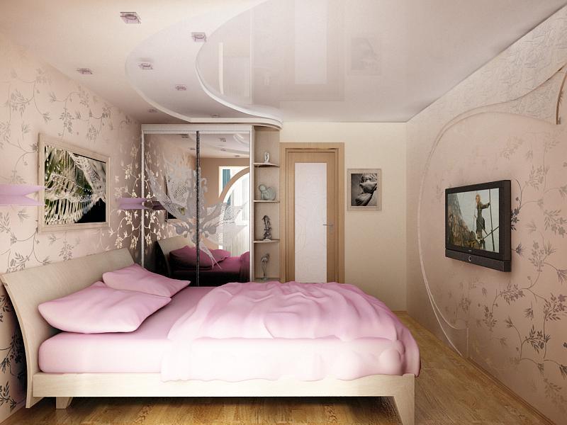 Дизайны комнаты 3 на 4