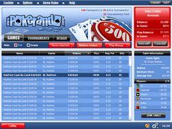 Pokerando Lobby