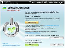Intelliprotector.com, скин активации программы