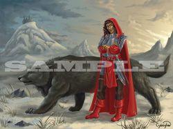 Королева волков