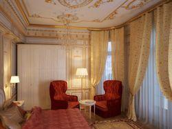 Интерьер. Спальня в классическом стиле