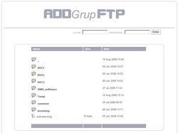 FTP для компании ADD