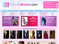 Modelsmania / Редизайн