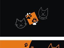 Частный ветеринар - визитка