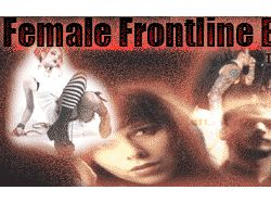 Female frontline band (группы с женсим вокалом)