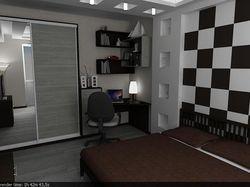 Ч\б комната