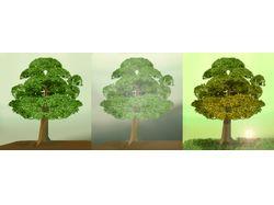 Создание дерева с нуля