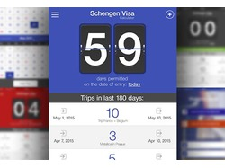 Schengen Calculator Application