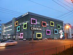 Концепция реконструкции фасадов ТЦ. 2012