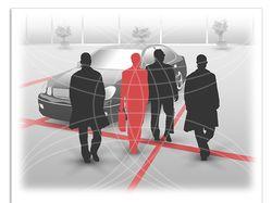 Иллюстрация для сайта и полиграфии компании.