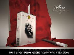 "Сигареты ""Anna"""