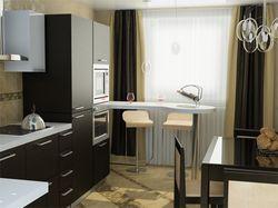 Моя free-lance работа: Квартира в Москве