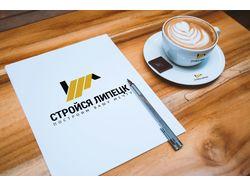 Логотип Строительной Компании Стройся Липецк