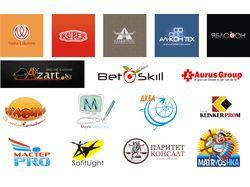Много логотипов (1)