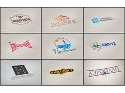 Сборка логотипов №7
