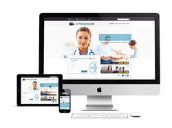 Сайт attendingdr.com - социальная сеть для врачей