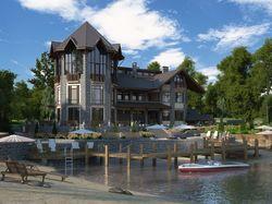 Мини-отель у озера