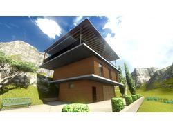 Проект дома в г. Оберхамерсбах (2)