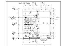 Архитектурные чертежи 2