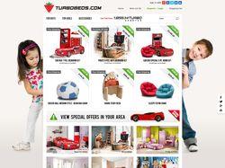 ИМ брэндовой детской мебели (USA)