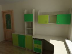 Компоновка мебели
