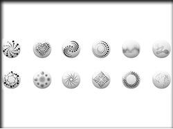 """Иконки для сайта """"Студия потолков"""""""