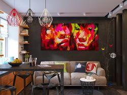 Дизайн интерьера 2-х комнатной квартиры