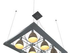 3d модель люстры от Lightstar