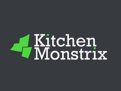 "Вариант логотипа на конкурс ""Kitchen Monstrix"""
