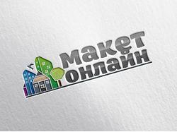 Лого Макет онлайн