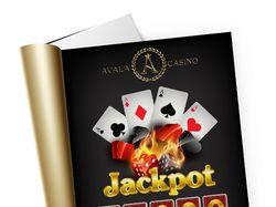 Разработка рекламы казино
